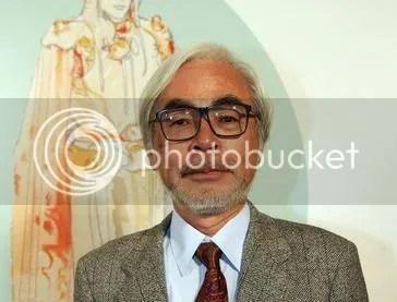 Miyazaki ganha reconhecimento com o prêmio em Berkeley