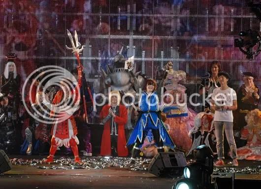 A dupla japonesa, vencedora do WCS 2009