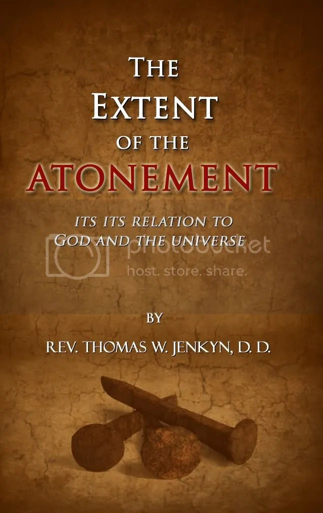 the extent of the atonement The extent of the atonement: a historical and critical review (b&h academic, 2016) by david l allen genre: biblical reference / christian.