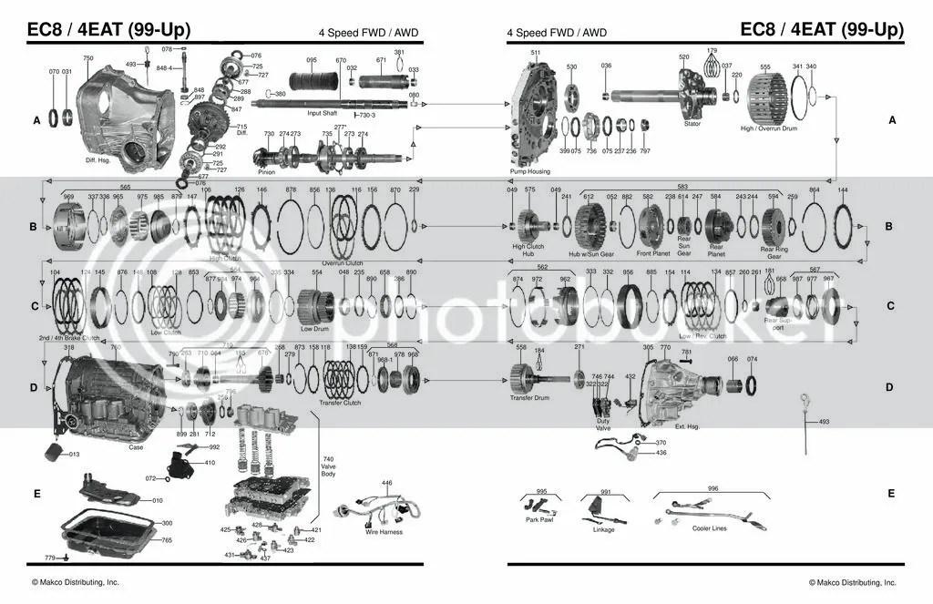Auto Transmission Wiring Diagram 2006 Subaru Impreza 2 5i