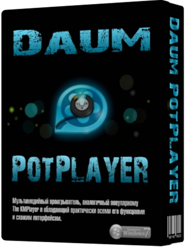 Daum PotPlayer 1.6.49479 Stable Final RePack Portable 2014 (RU/EN)