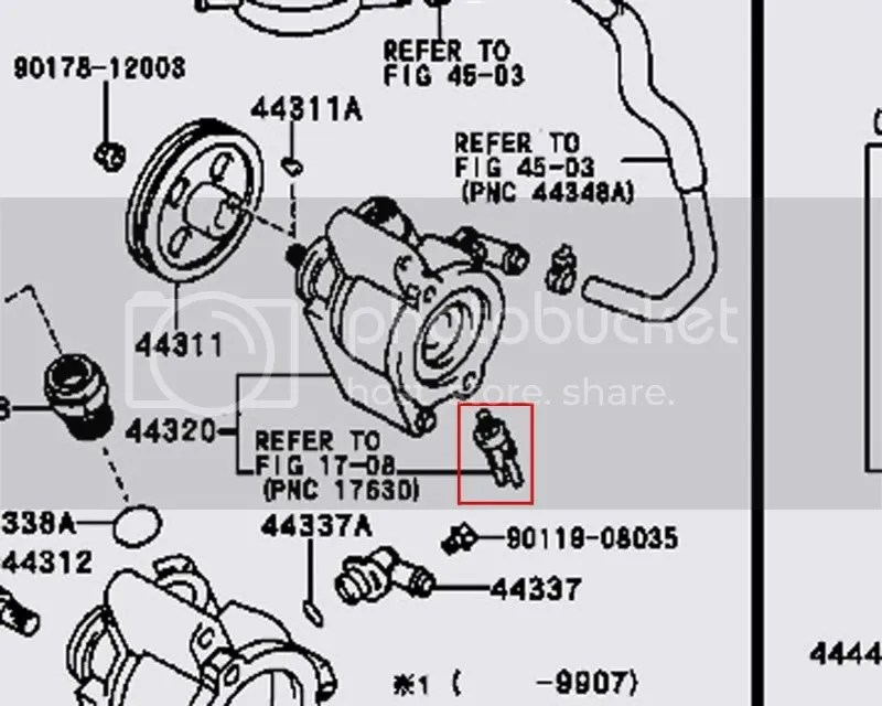 1996 Toyota Tacoma Engine Diagram 1996 Pontiac Sunfire