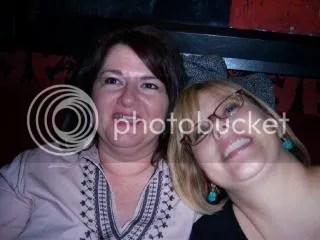 Maria and Mel