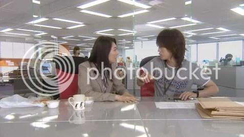 Ishida Yuya and Minami Fuji