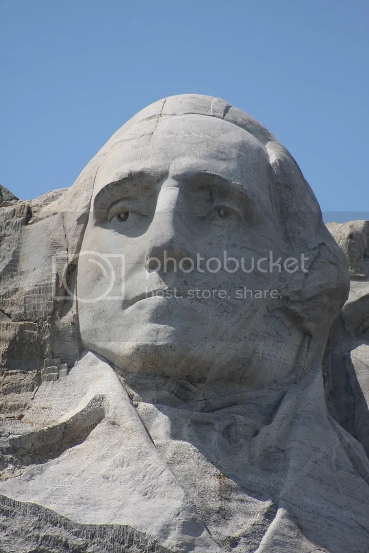 George Washington, Mount Rushmore