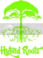 Hybrid Roots logo