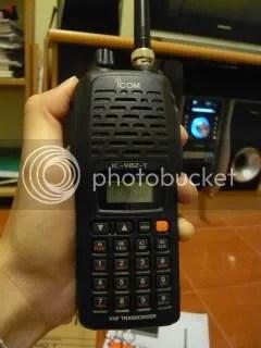 IC-V82-T VHF Transceiver