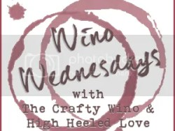 Grab button for WINO WEDNESDAY at HIGH-HEELED LOVE-button