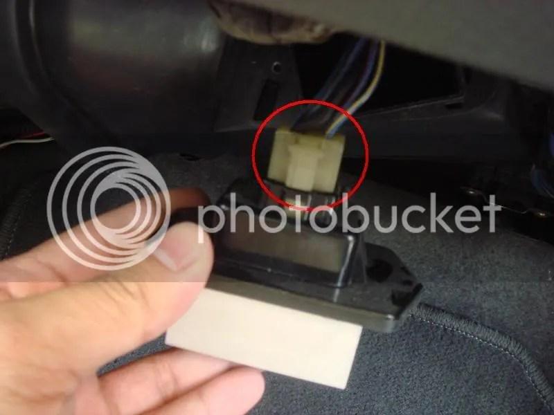2006 Honda Ridgeline Fuse Box Diagram Diy How To Fix Ac Power Transistor Honda Tech Honda