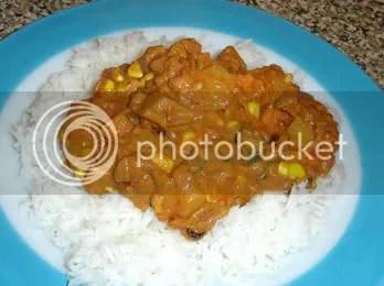 Bazu's Groundnut Stew - It's Yummy!
