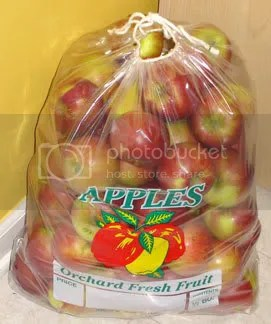 1/2 Bushel of Jonathan Apples