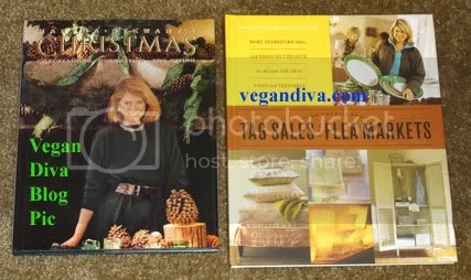Thrifty Finds - Martha Stewart Books