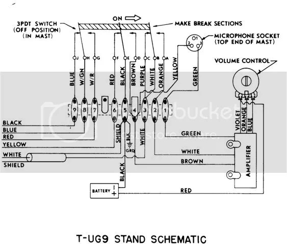 Astatic D 104 Wiring Diagram : 28 Wiring Diagram Images