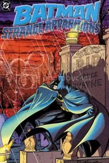 Batman: Strange Apparitions cover by Marshall Rogers