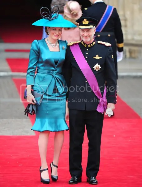 HM Philippe and Princess Mathilde of Belgium  Prince Philippe and Princess Mathilde of Belgium