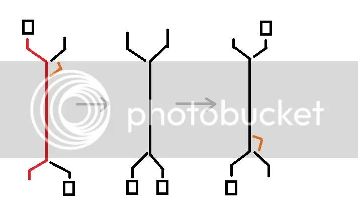 Modular Bi-directional, multi-destination minecart station