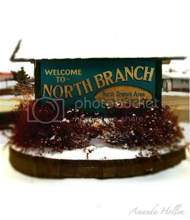 Welcome to North Branch (Copyright)