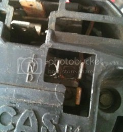 alternator wiring help 69 mgb pics inside mgb gt forum mg mgb lucas alternator wiring diagram [ 768 x 1024 Pixel ]