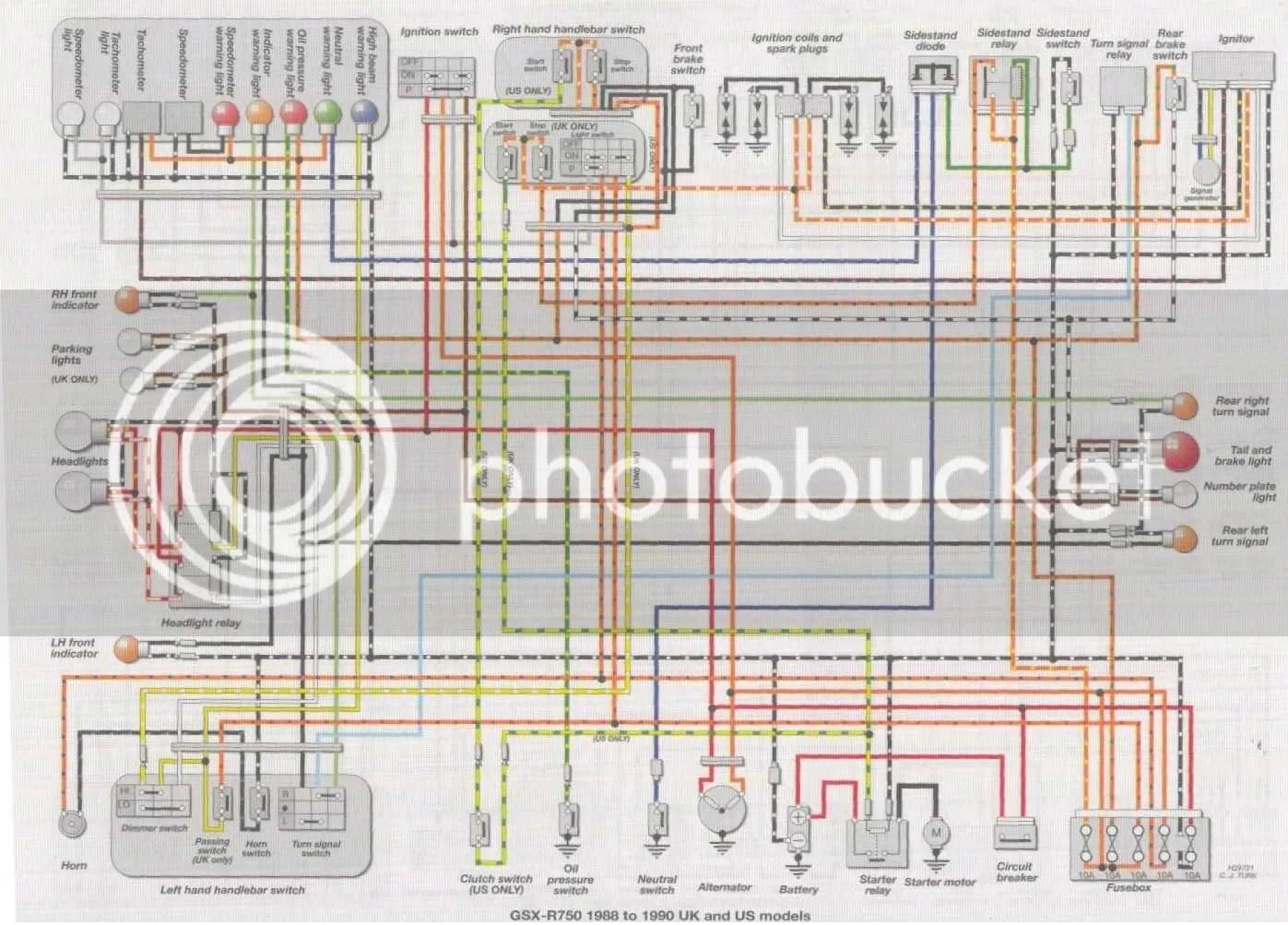 2002 suzuki gsxr 750 wiring diagram liver pancreas gallbladder wire schematic library 1000 diagrams k4