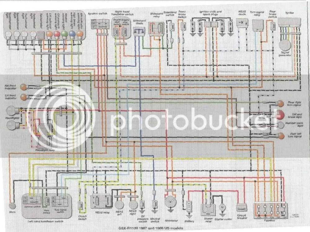 medium resolution of 86 gsxr1100 resurrection page 3 suzuki gsx r motorcycle forums suzuki king quad wiring diagram