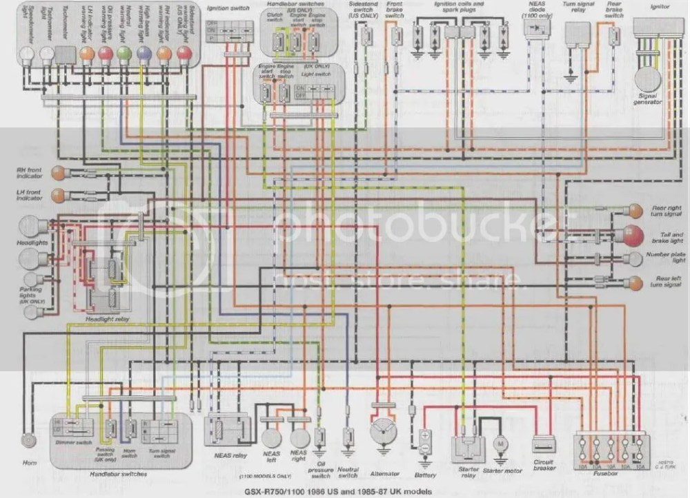 medium resolution of suzuki gsx r 750 wiring diagram wiring diagrams source suzuki drz400s wiring diagram suzuki gsx600f wiring diagram