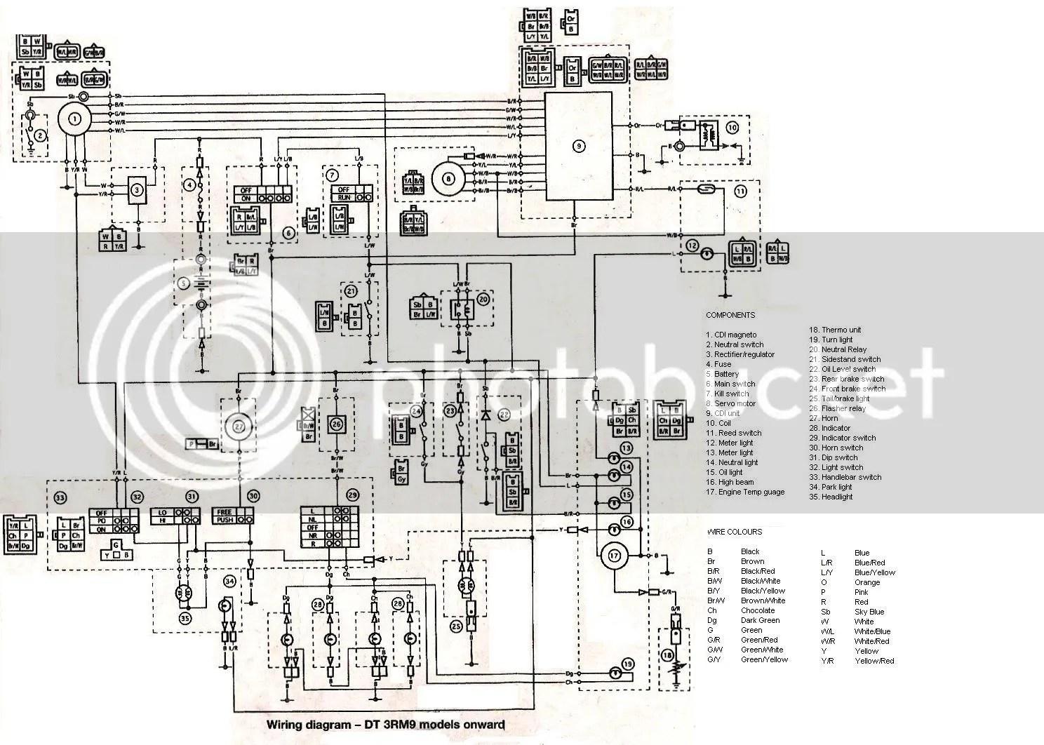 whizzer wiring diagram [ 1488 x 1062 Pixel ]