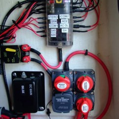 Perko Marine Battery Switch Wiring Diagram Kubota D1105 Alternator Shock Absorbtion For Batteries - Moderated Discussion Areas