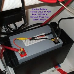 Guest Battery Charger Wiring Diagram Toggle Rocker Switch - Can Someone Give Me Some Feedback The Hull Truth Boating And Fishing Forum