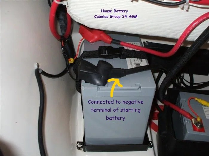 Using a dual battery charger and a BEP Dual Battery Cluster  The Hull Truth  Boating and