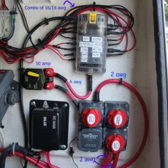 12v Circuit Breaker Wiring Diagram Universal Electronic Ballast Compact Battery Switch With Dual Sense Vsr - Moderated Discussion Areas