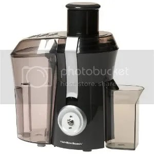 black and decker juice extractor