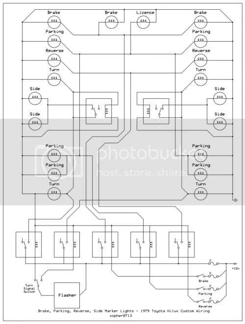 small resolution of 1979 toyota pickup wiring diagram 33 wiring diagram 89 toyota pickup wiring harness toyota engine wiring harness
