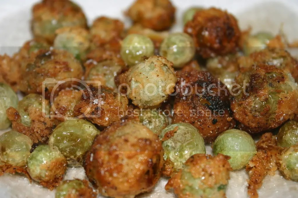 Fried Green Tomato Bites