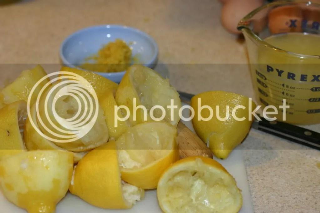 Spent lemons