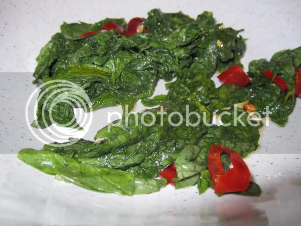 Pickled Radish Greens