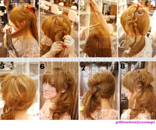 The Hairstyle Tutorial Thread Page 50 Health Beauty & Fashion