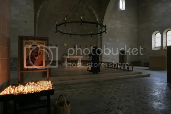 Ort des Gebets – Brotvermehrungskirche