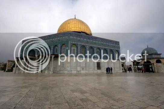 El Agsa Moschee
