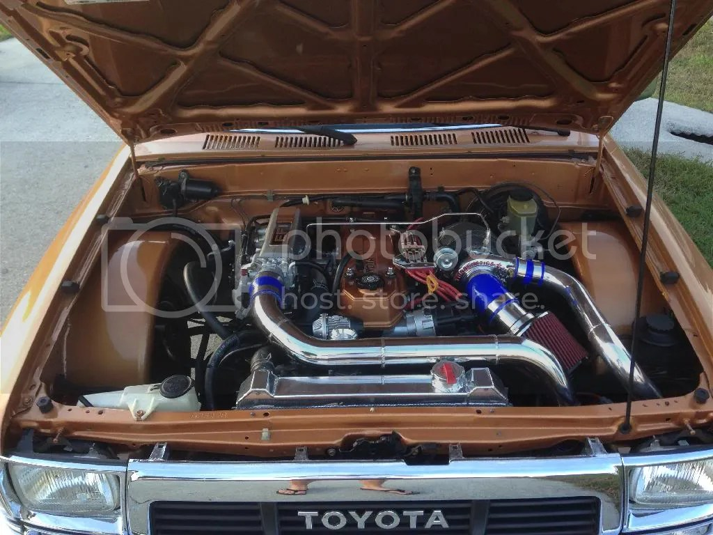 1984 toyota pickup 4x4 wiring diagram gibson 50 s 22re emission removal write up minis i did keep the one port on tb for ac idle kick solenoid as live florida where is pretty much needed year round