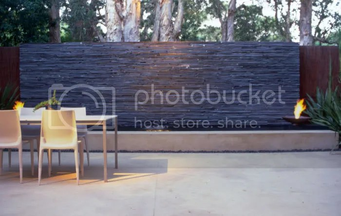 View Topic Lots Of Ideas! Outdoor Feature Wall • Home