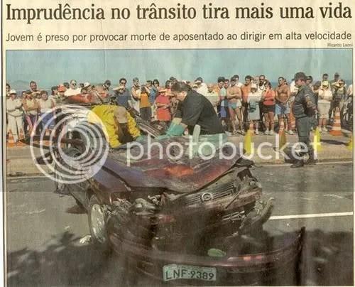 Acidente de Trânsito com vítimas fatais