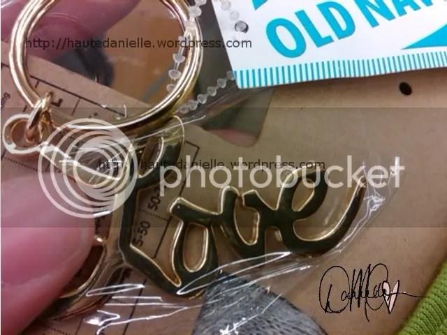 Love Keychain