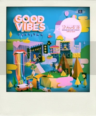 5 good vibing songs to listen to when getting ready for Good Vibes Festival