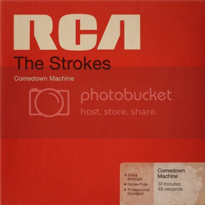 'Comedown Machine' by The Strokes