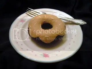 German Chocolate Donut