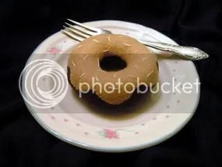 German Chocolate Donut