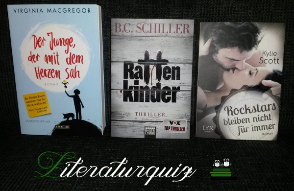 Bücher Runde 1