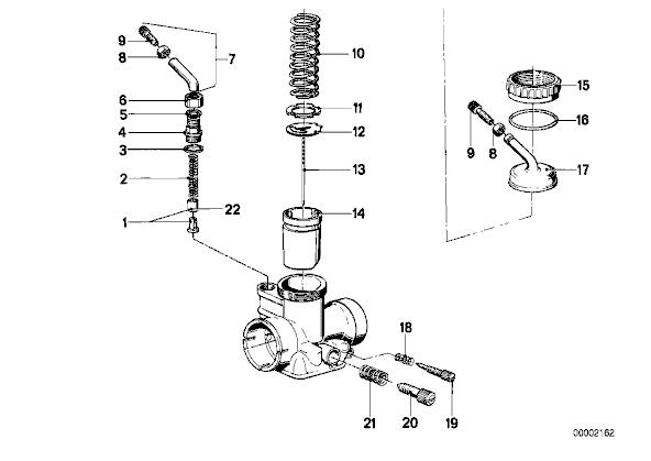 [r60/7] Un petit détail carburateur