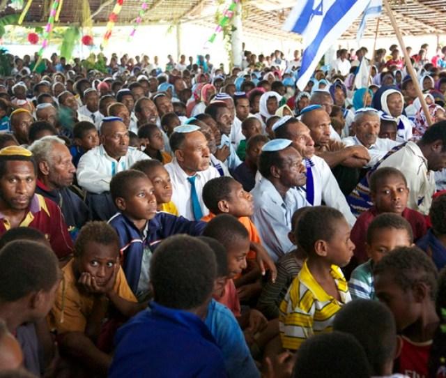 Komunitas Etnis Yahudi Di Papua