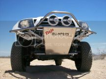 Baja bumpers, Will this look good? - Tacoma World Forums